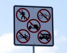 標識の画像